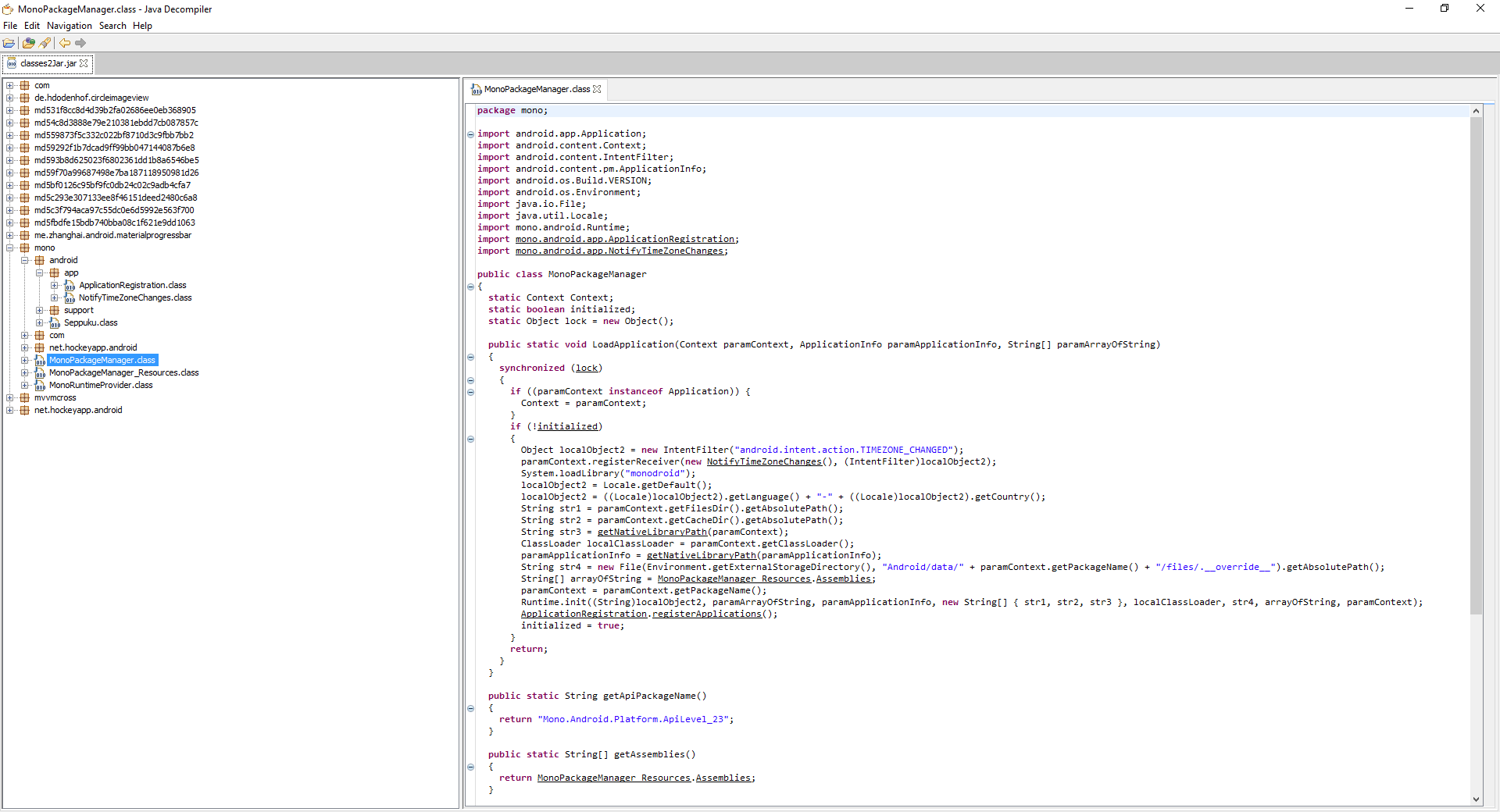 MultiDex in Xamarin – Just another  NET blog